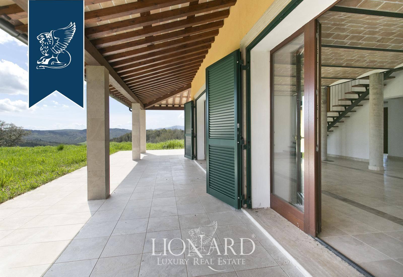 Villa in Vendita a Monterotondo Marittimo: 0 locali, 300 mq - Foto 8
