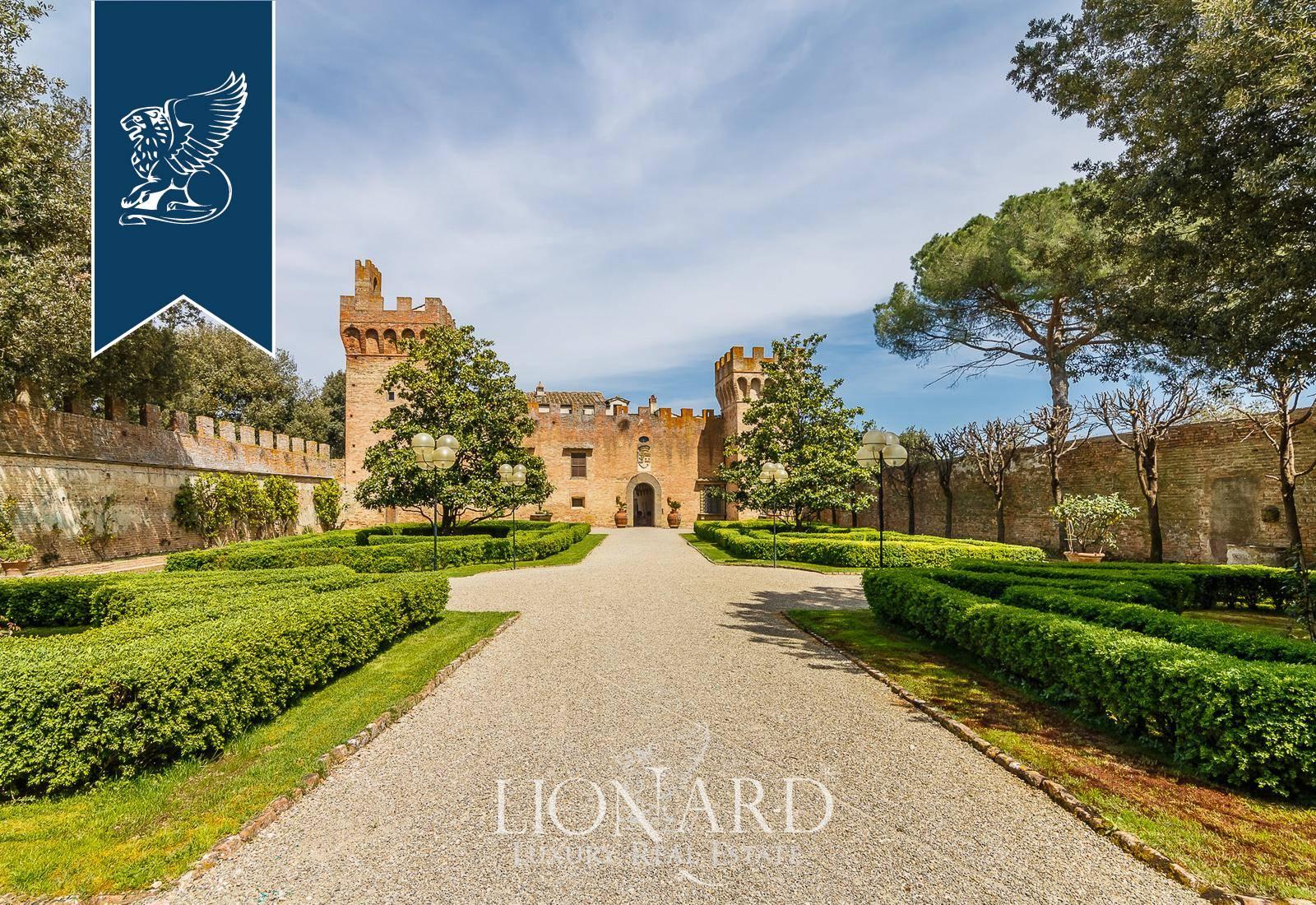 Villa in Vendita a Castelfiorentino: 0 locali, 35000 mq - Foto 6