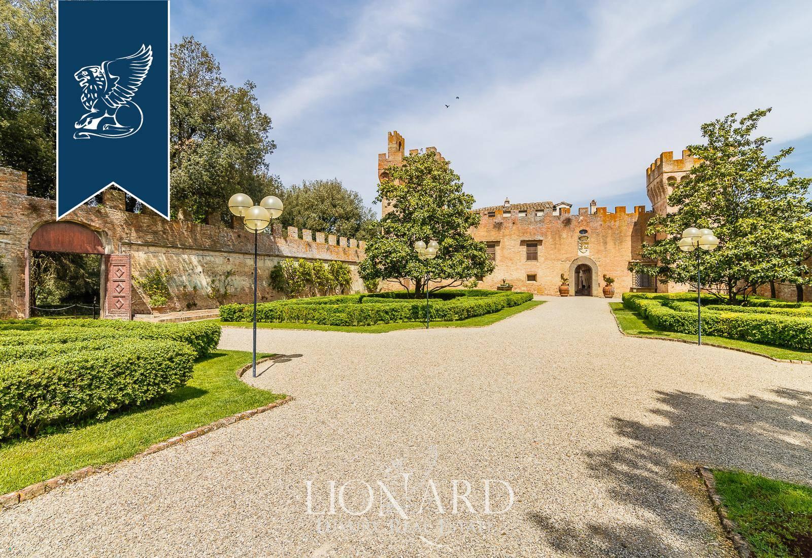 Villa in Vendita a Castelfiorentino: 0 locali, 35000 mq - Foto 9