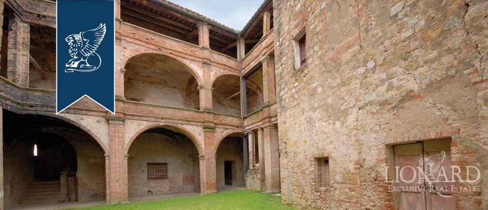 Villa in Vendita a Monteriggioni: 0 locali, 1540 mq - Foto 4