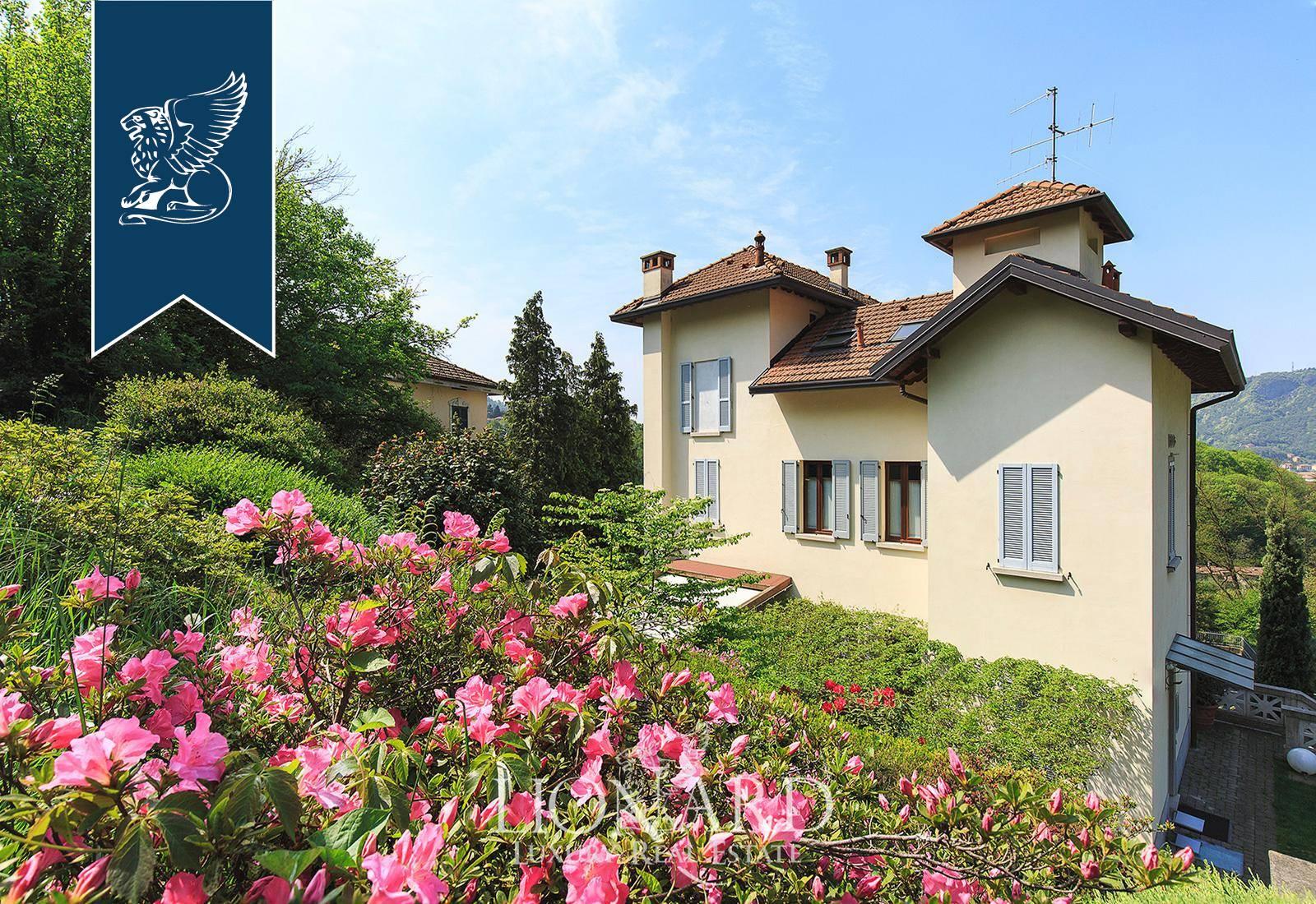 Villa in Vendita a Como: 0 locali, 550 mq - Foto 4