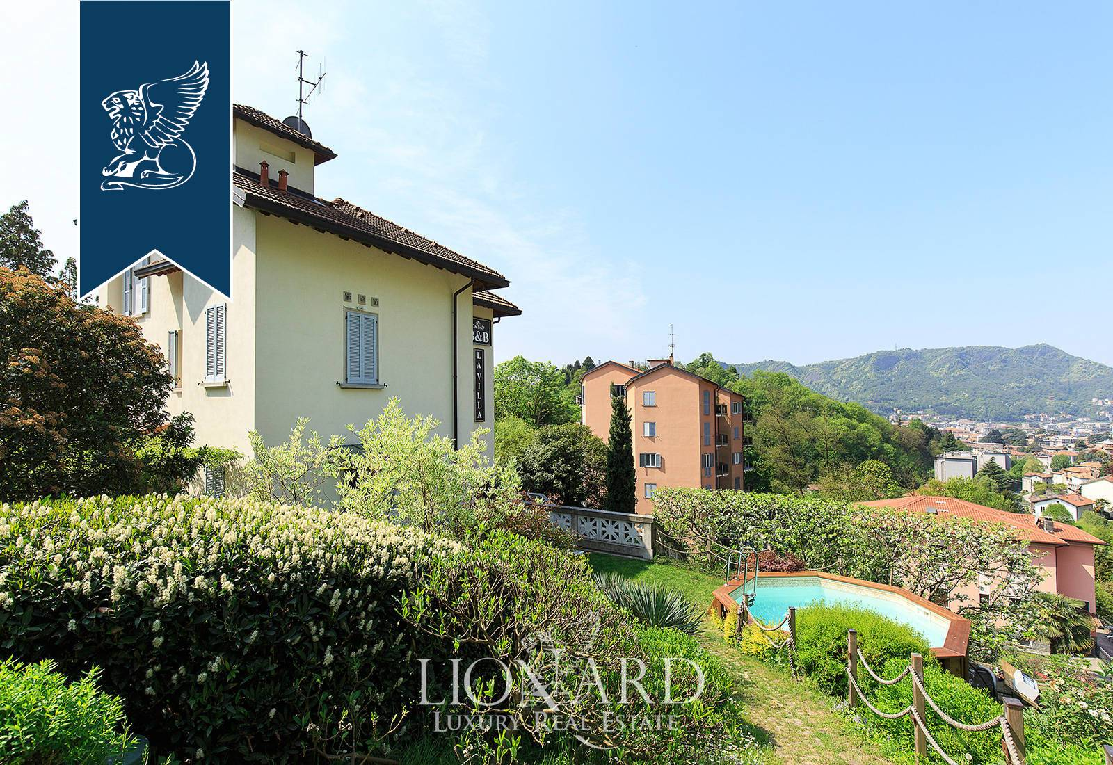 Villa in Vendita a Como: 0 locali, 550 mq - Foto 8