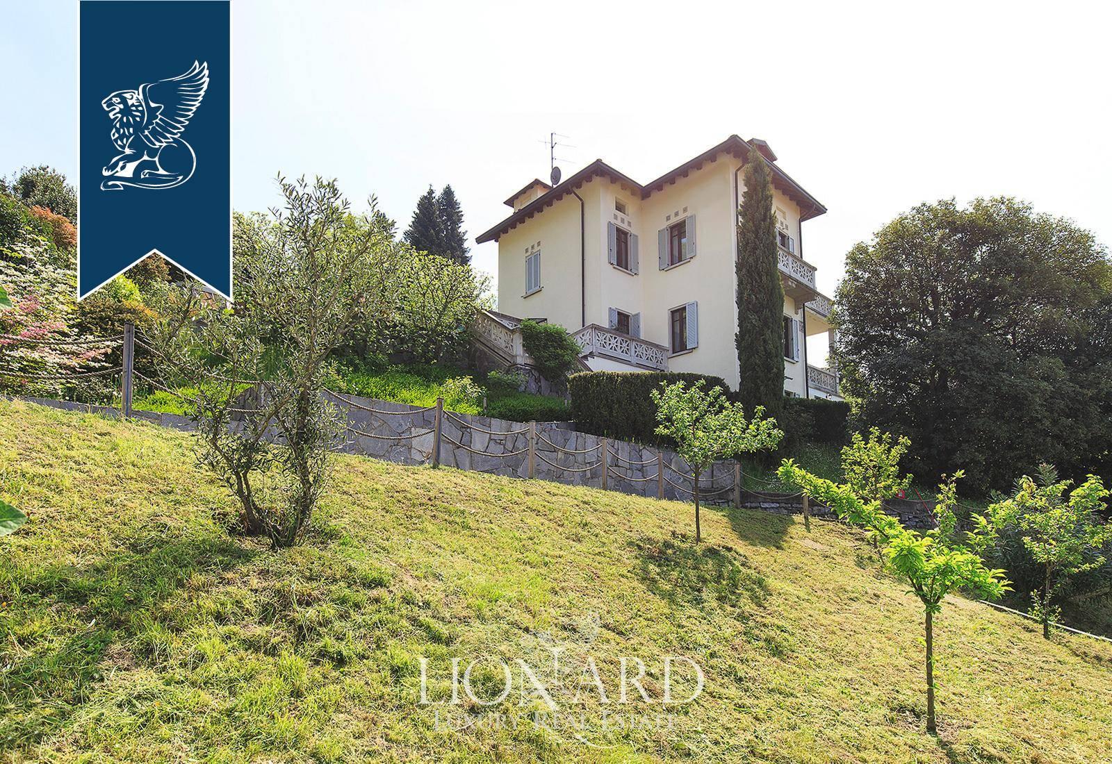 Villa in Vendita a Como: 0 locali, 550 mq - Foto 2