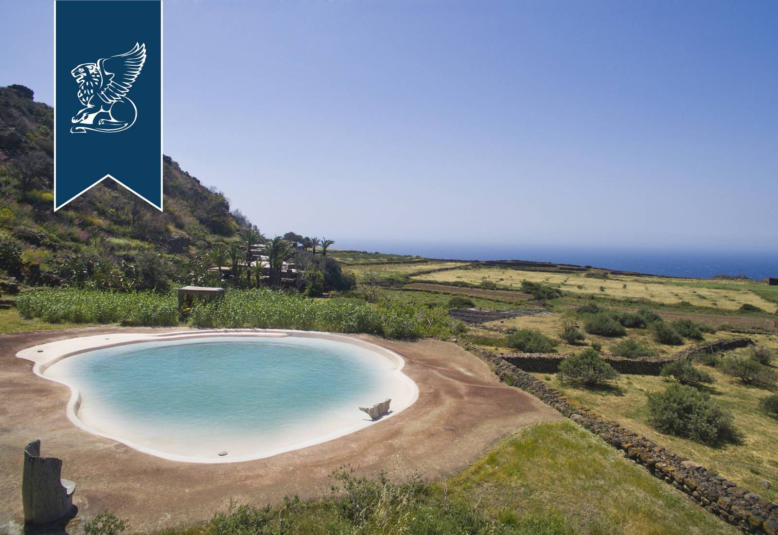 Villa in Vendita a Pantelleria: 800 mq  - Foto 1