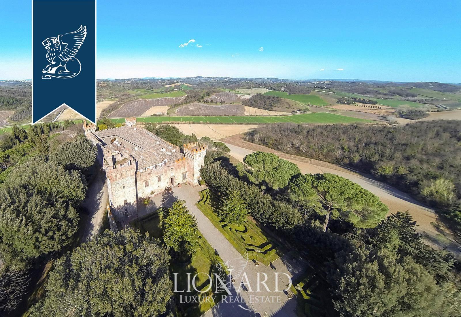 Villa in Vendita a Castelfiorentino: 0 locali, 35000 mq - Foto 3