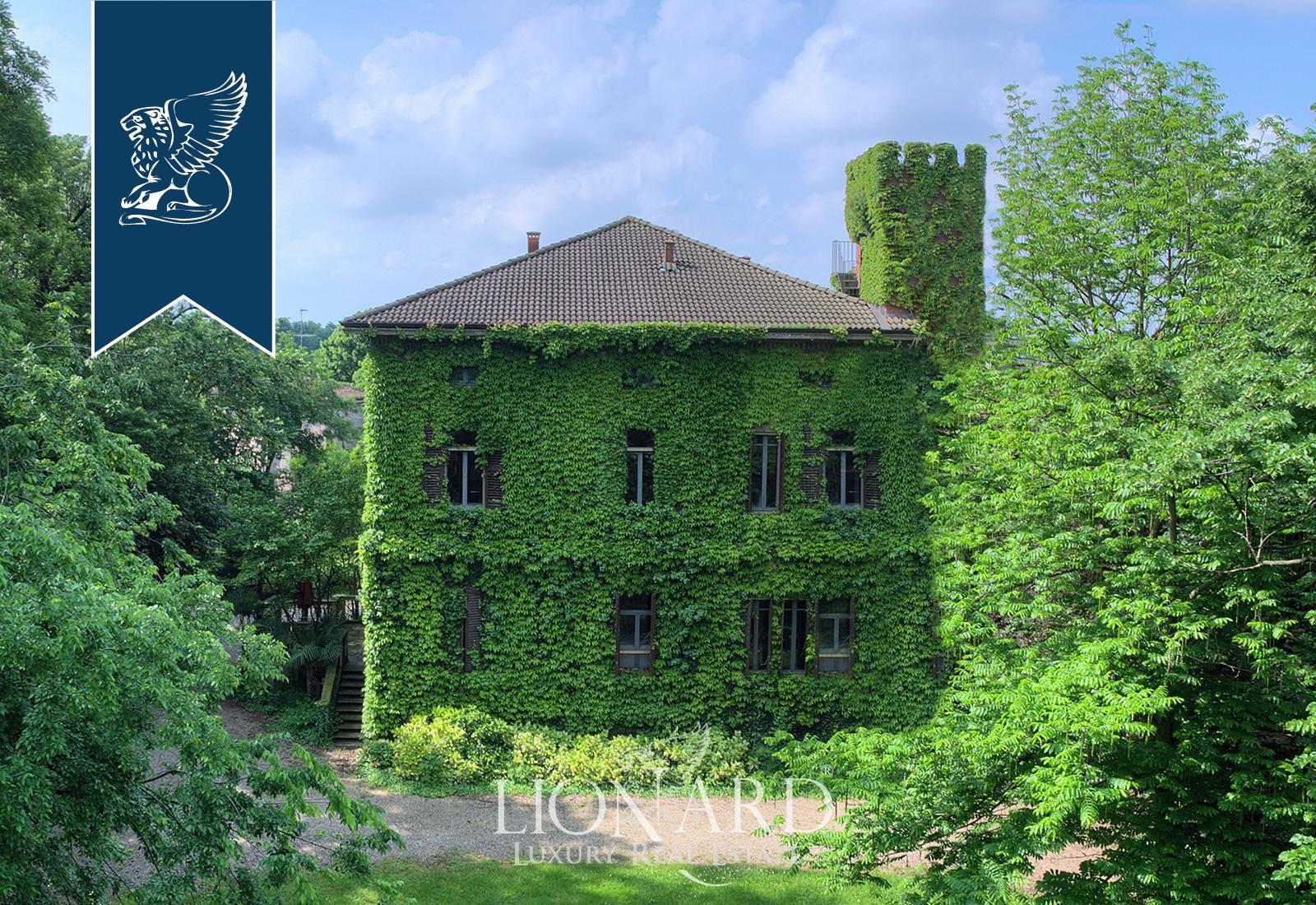 Villa in Vendita a Acquanegra Cremonese: 980 mq