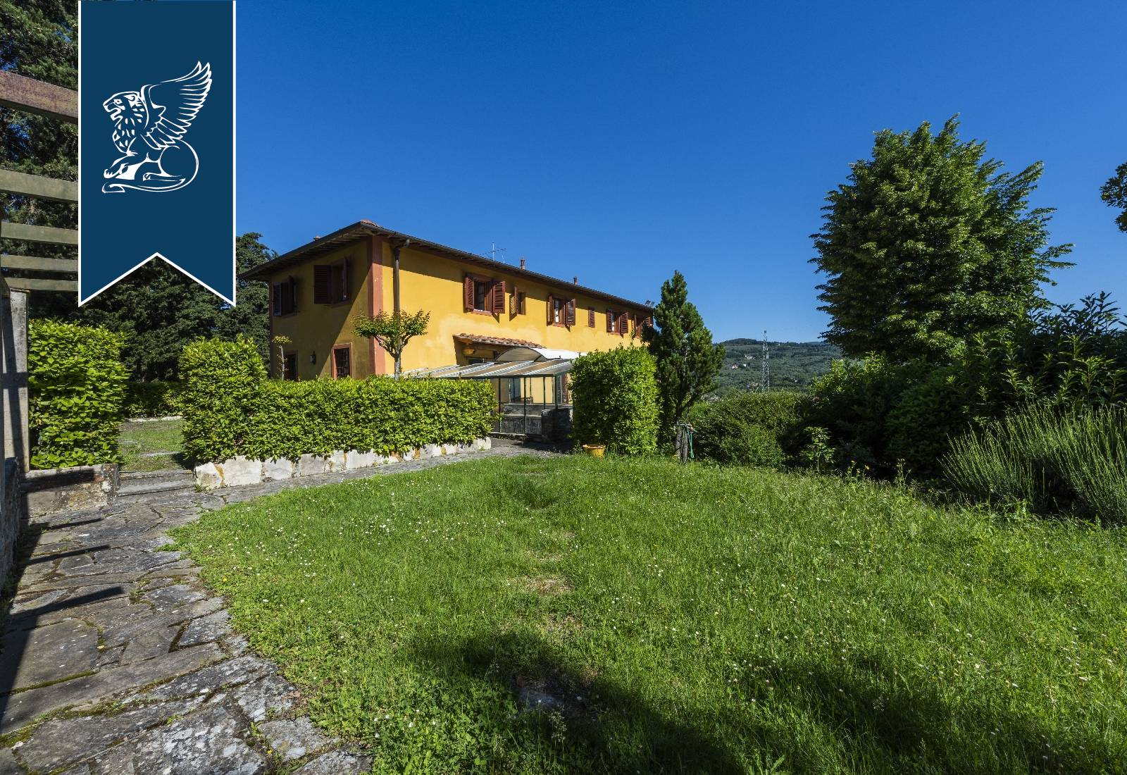 Villa in Vendita a Bagno A Ripoli: 0 locali, 500 mq - Foto 2