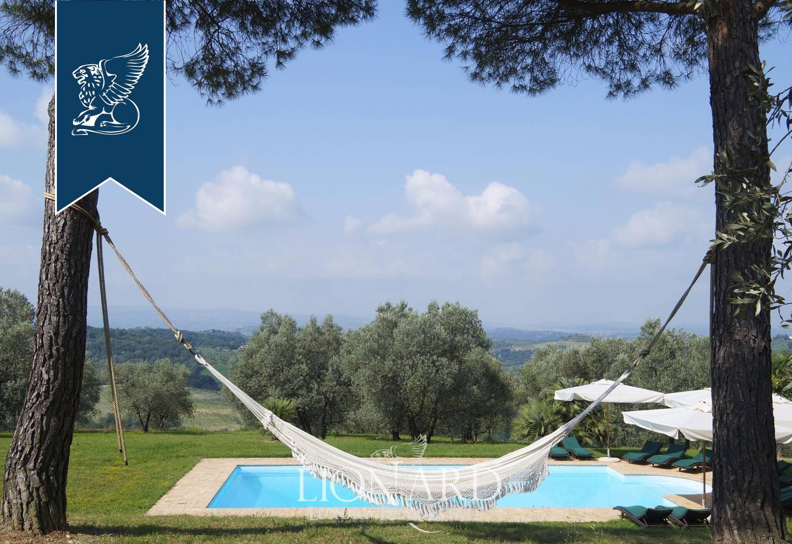 Villa in Vendita a Montespertoli: 0 locali, 606 mq - Foto 7
