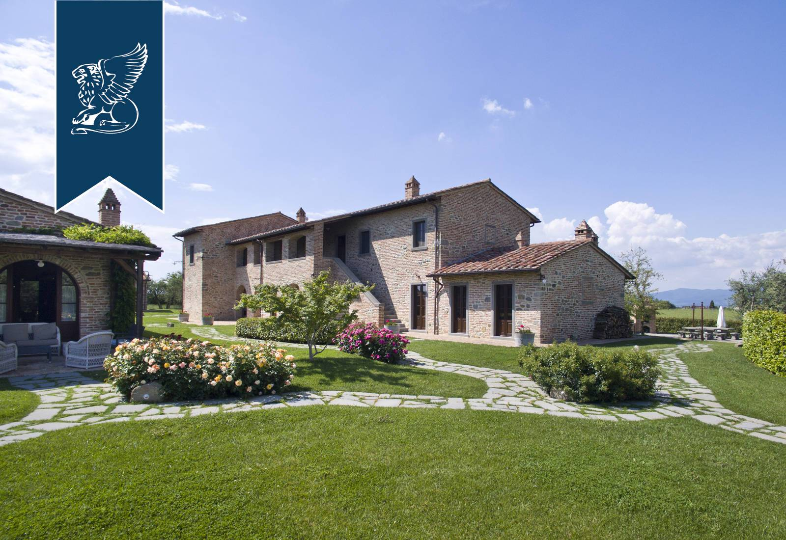 Villa in Vendita a Cortona: 0 locali, 700 mq - Foto 9