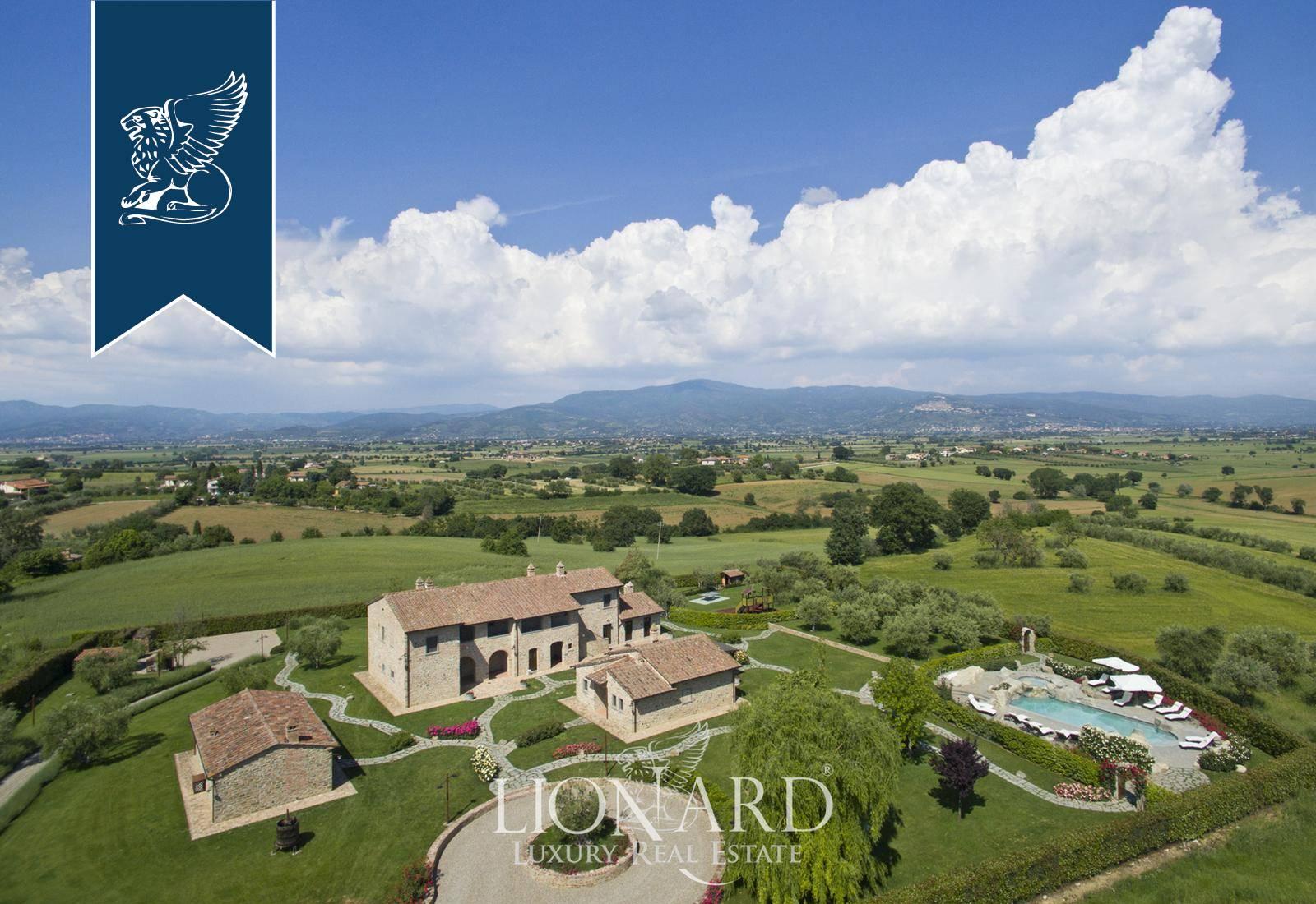 Villa in Vendita a Cortona: 0 locali, 700 mq - Foto 3