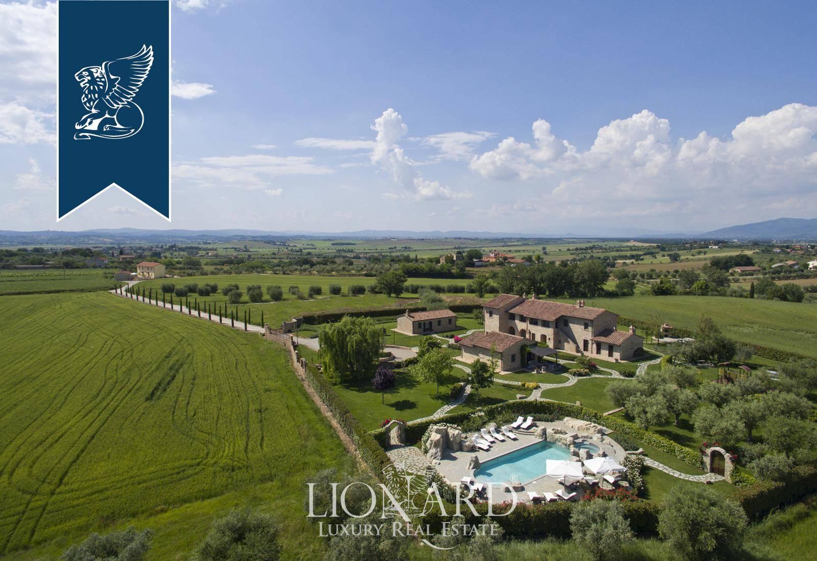 Villa in Vendita a Cortona: 0 locali, 700 mq - Foto 4