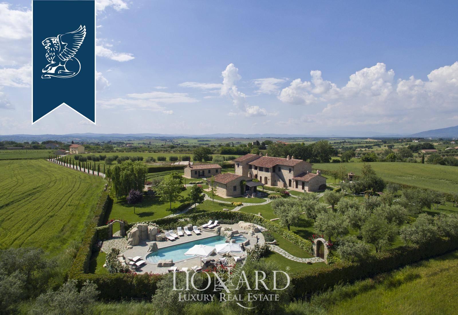 Villa in Vendita a Cortona: 0 locali, 700 mq - Foto 5