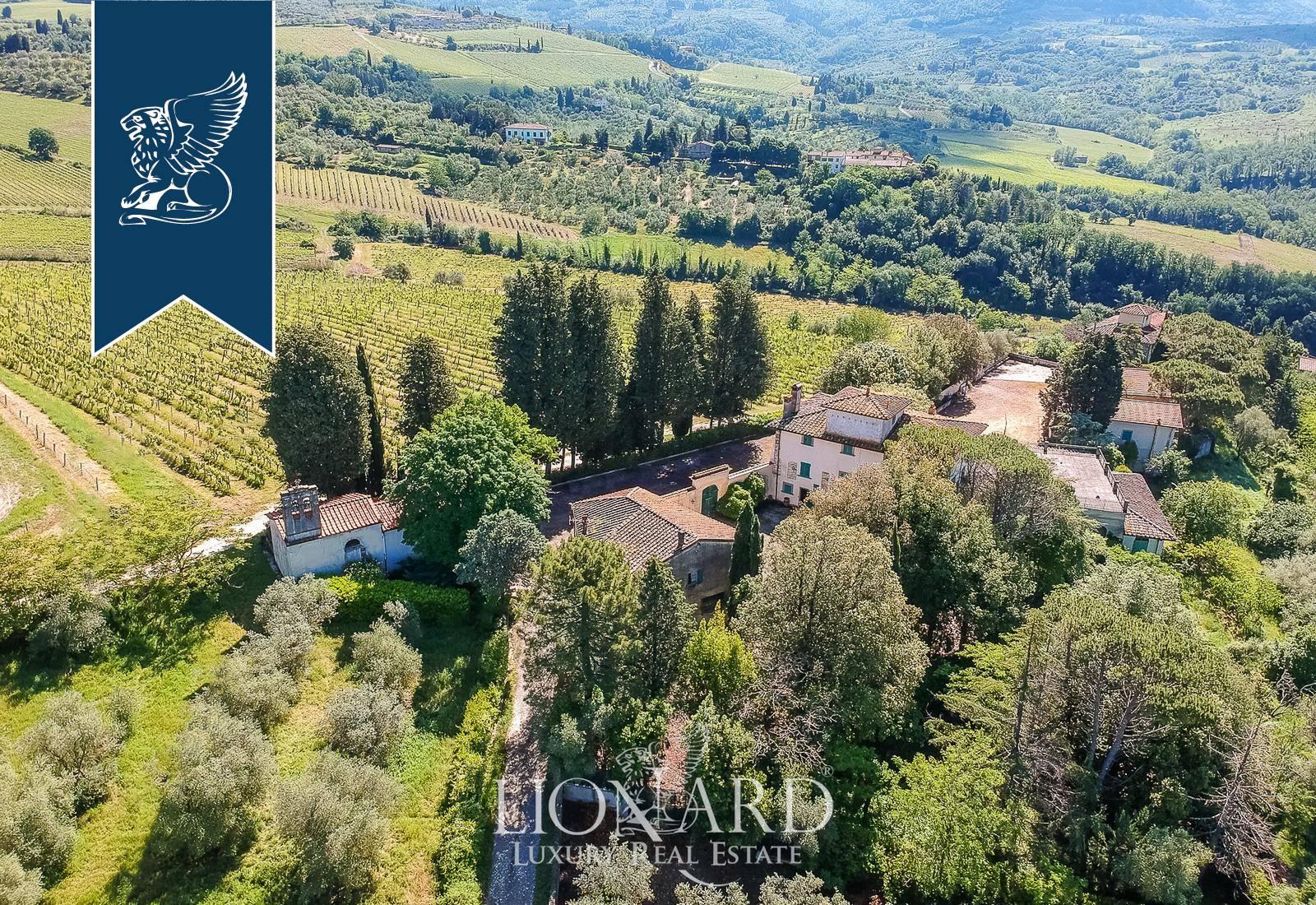 Villa in Vendita a Pelago: 0 locali, 1500 mq - Foto 3