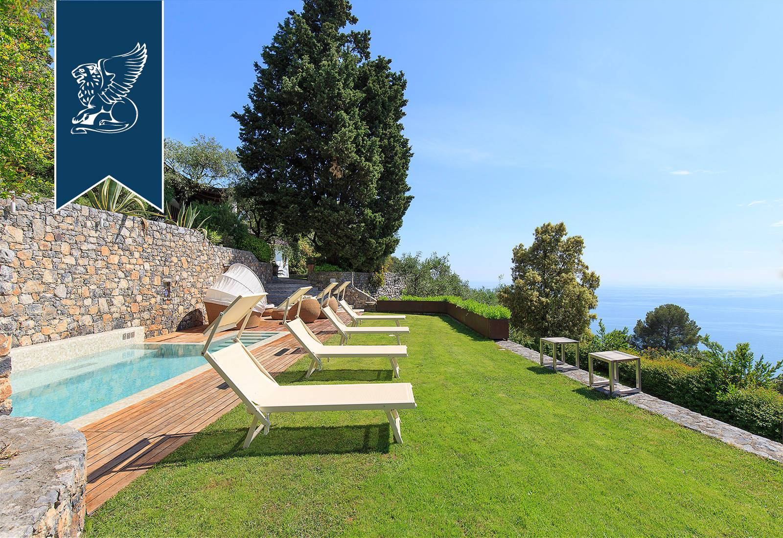 Villa in Vendita a Lerici: 0 locali, 450 mq - Foto 2