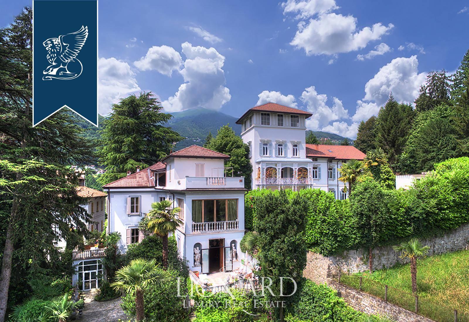 Villa in Vendita a Dizzasco: 860 mq