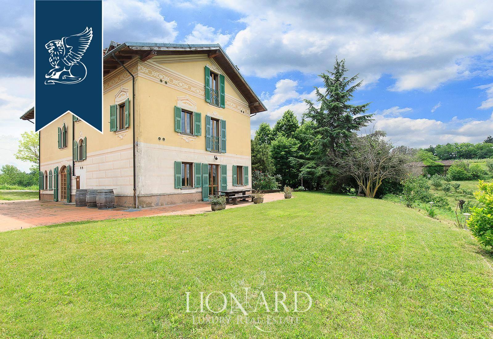 Villa in Vendita a Rocca Grimalda: 0 locali, 1880 mq - Foto 5