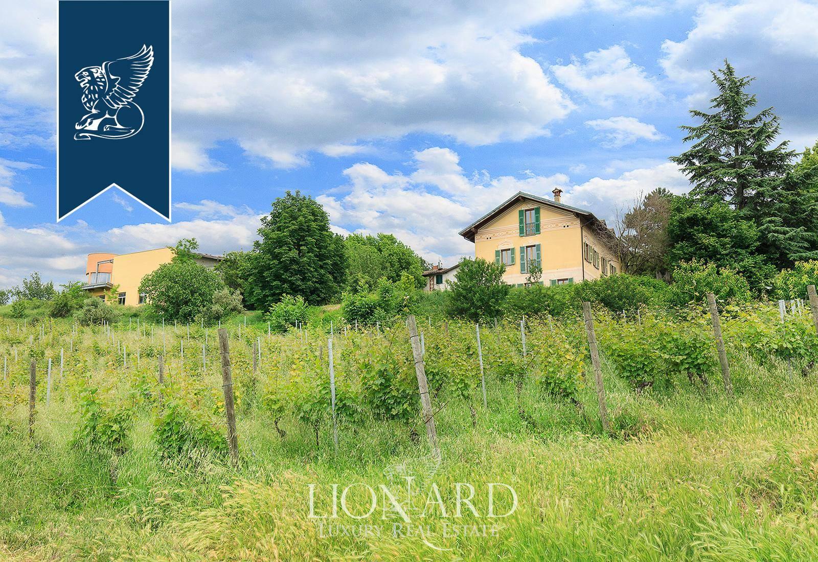 Villa in Vendita a Rocca Grimalda: 0 locali, 1880 mq - Foto 9