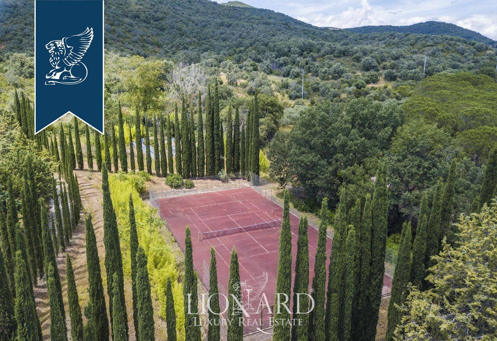 Villa in Vendita a Castiglione Della Pescaia: 0 locali, 599 mq - Foto 8