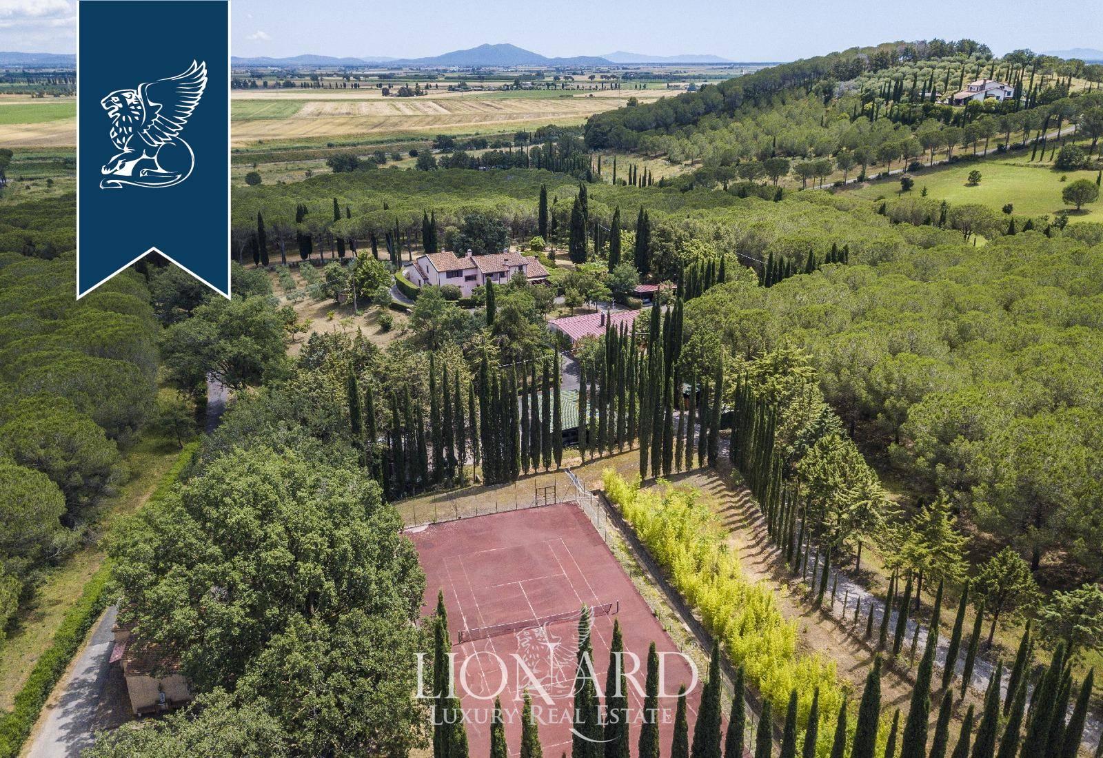 Villa in Vendita a Castiglione Della Pescaia: 0 locali, 599 mq - Foto 7