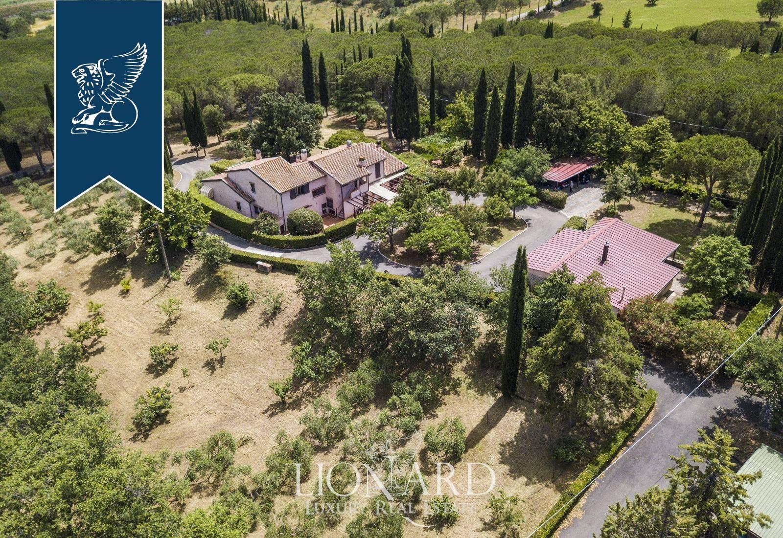 Villa in Vendita a Castiglione Della Pescaia: 0 locali, 599 mq - Foto 3