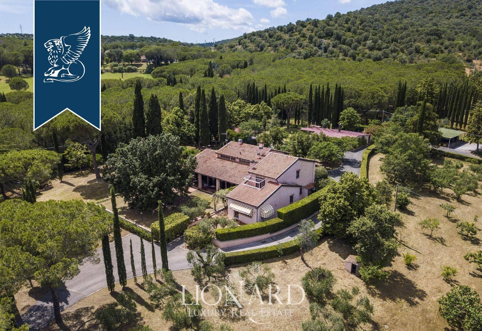 Villa in Vendita a Castiglione Della Pescaia: 0 locali, 599 mq - Foto 2