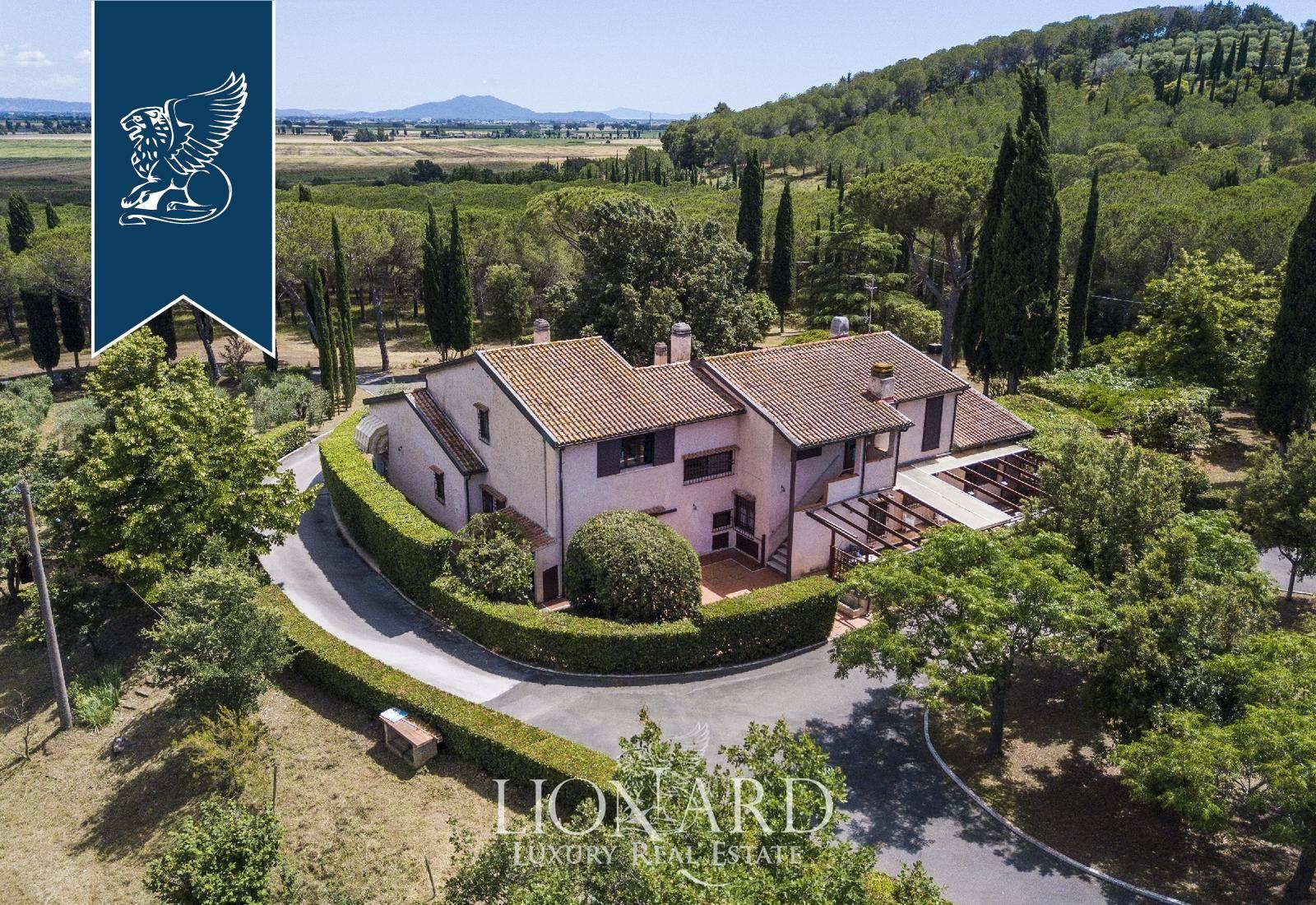 Villa in Vendita a Castiglione Della Pescaia: 0 locali, 599 mq - Foto 4