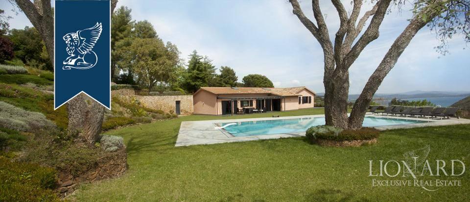 Villa in Vendita a Monte Argentario: 0 locali, 350 mq - Foto 2