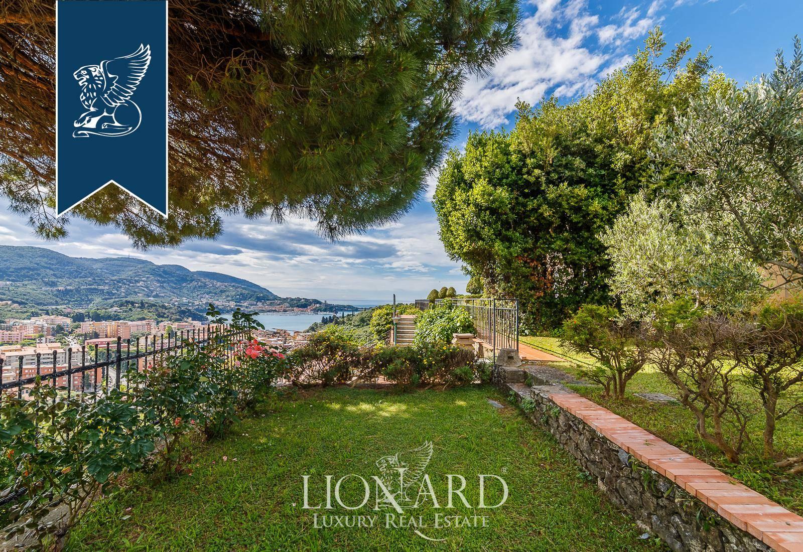 Villa in Vendita a Lerici: 0 locali, 620 mq - Foto 4