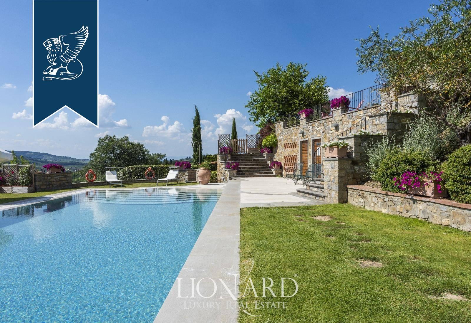 Villa in Vendita a Greve In Chianti: 0 locali, 440 mq - Foto 5