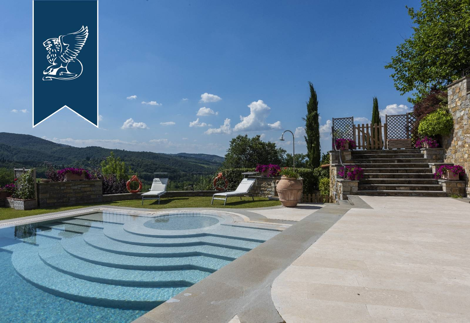 Villa in Vendita a Greve In Chianti: 0 locali, 440 mq - Foto 7