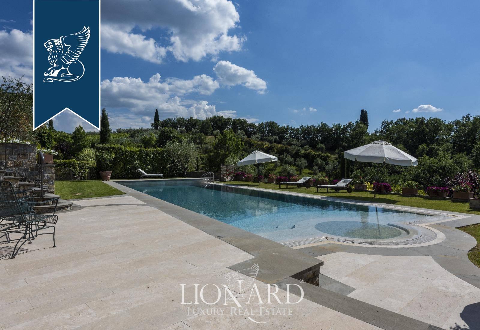 Villa in Vendita a Greve In Chianti: 0 locali, 440 mq - Foto 8