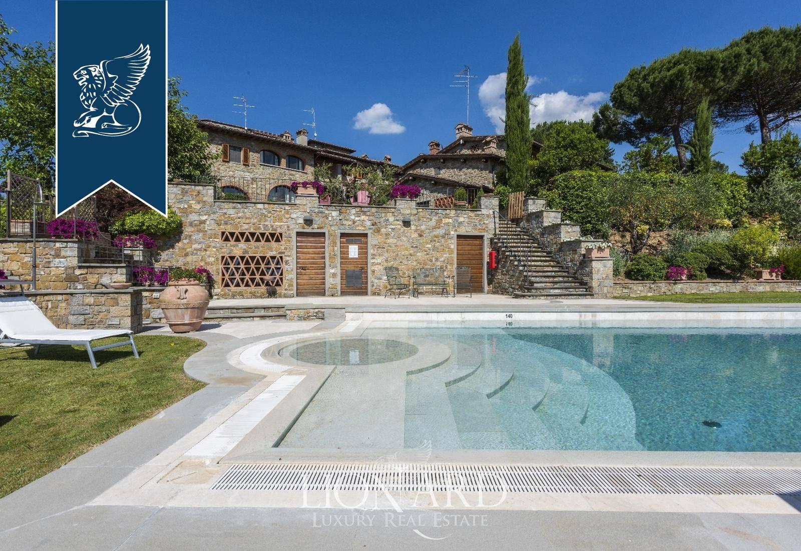 Villa in Vendita a Greve In Chianti: 0 locali, 440 mq - Foto 4