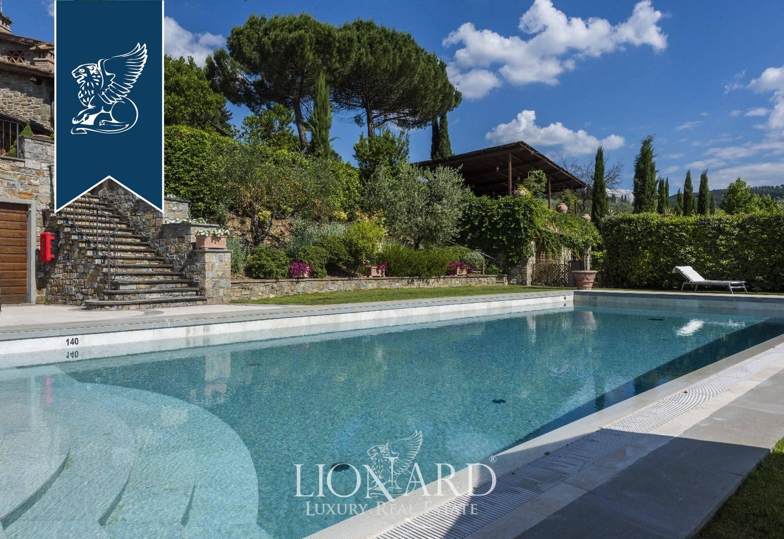 Villa in Vendita a Greve In Chianti: 0 locali, 440 mq - Foto 9