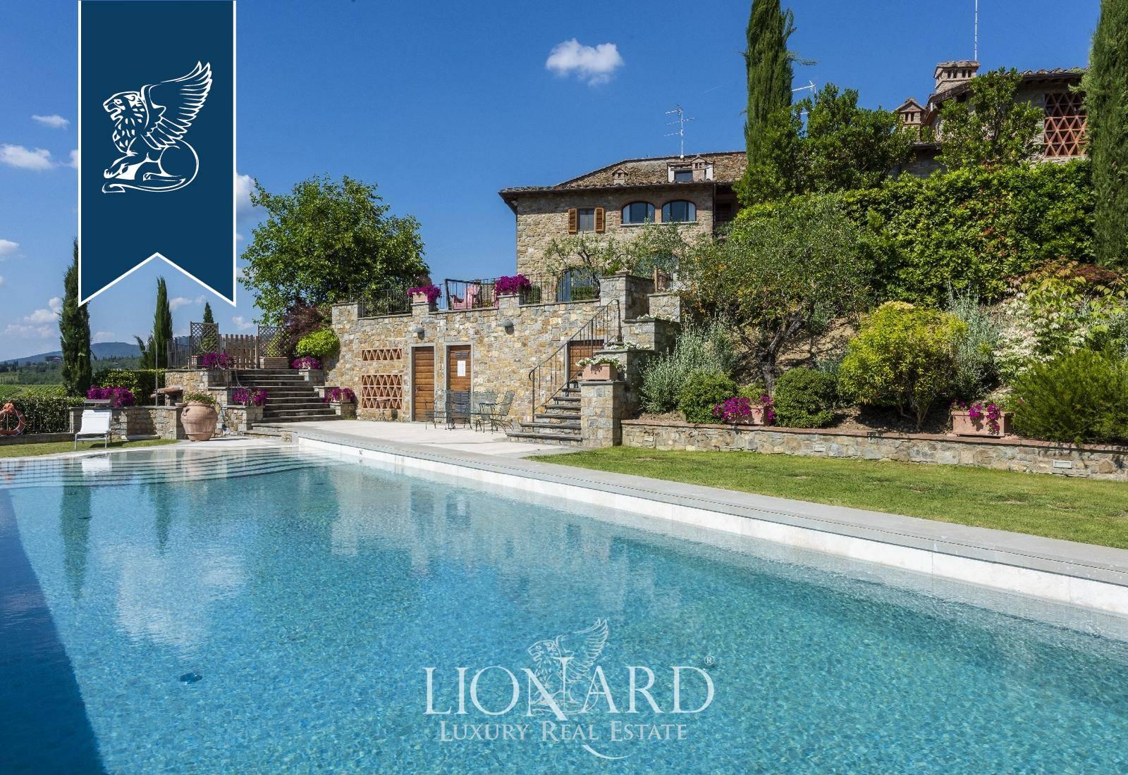 Villa in Vendita a Greve In Chianti: 0 locali, 440 mq - Foto 2