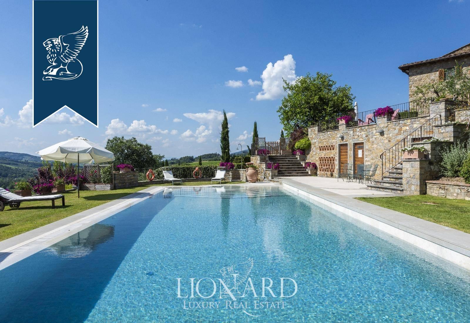 Villa in Vendita a Greve In Chianti: 0 locali, 440 mq - Foto 3