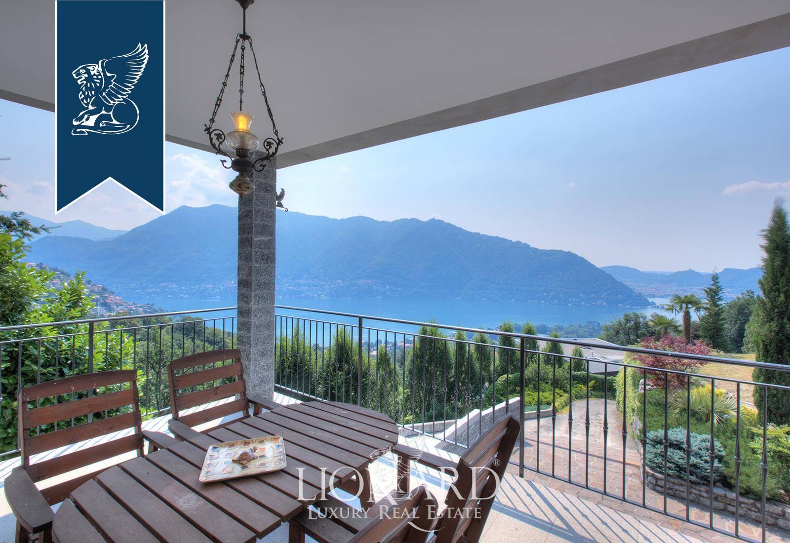 Villa in Vendita a Cernobbio: 350 mq