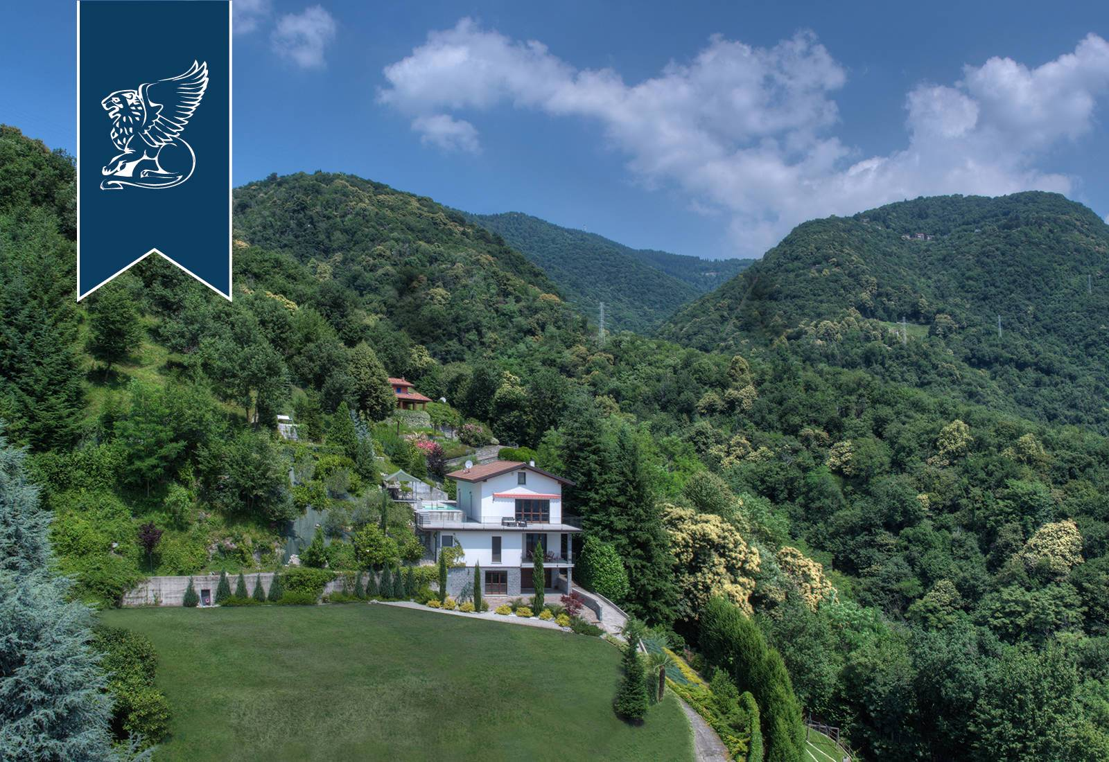 Villa in Vendita a Cernobbio: 0 locali, 350 mq - Foto 3