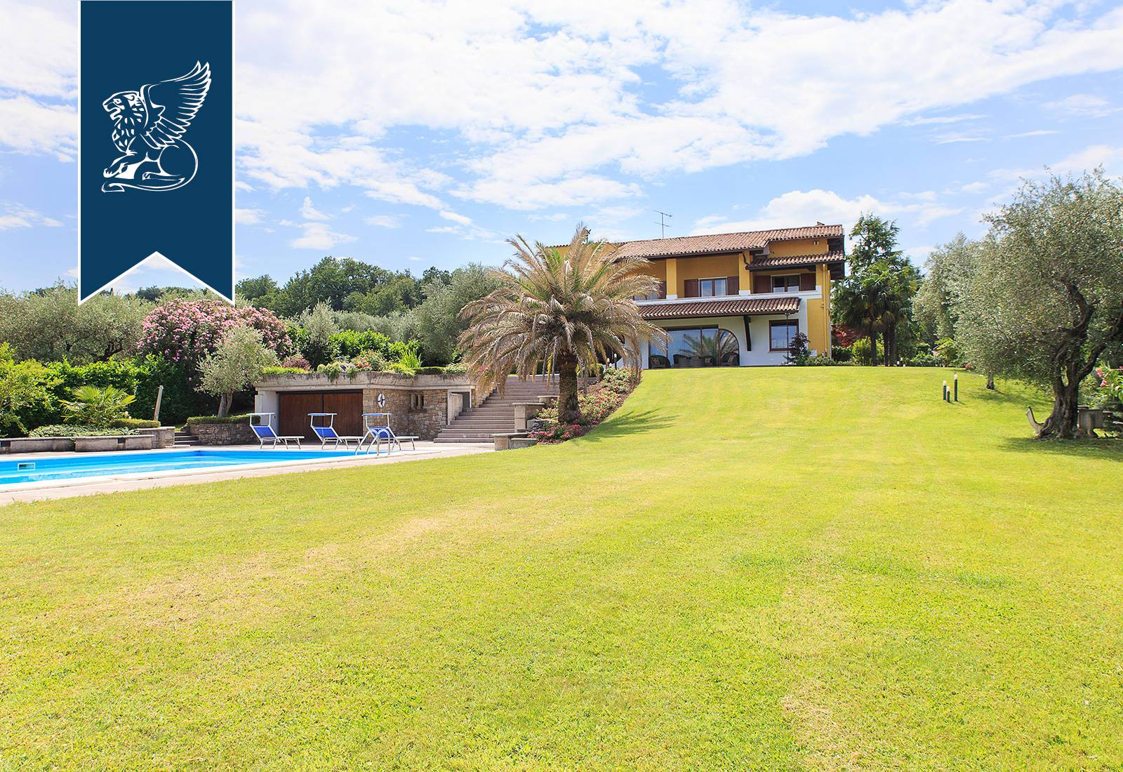 Villa in Vendita a Padenghe Sul Garda: 0 locali, 800 mq - Foto 3