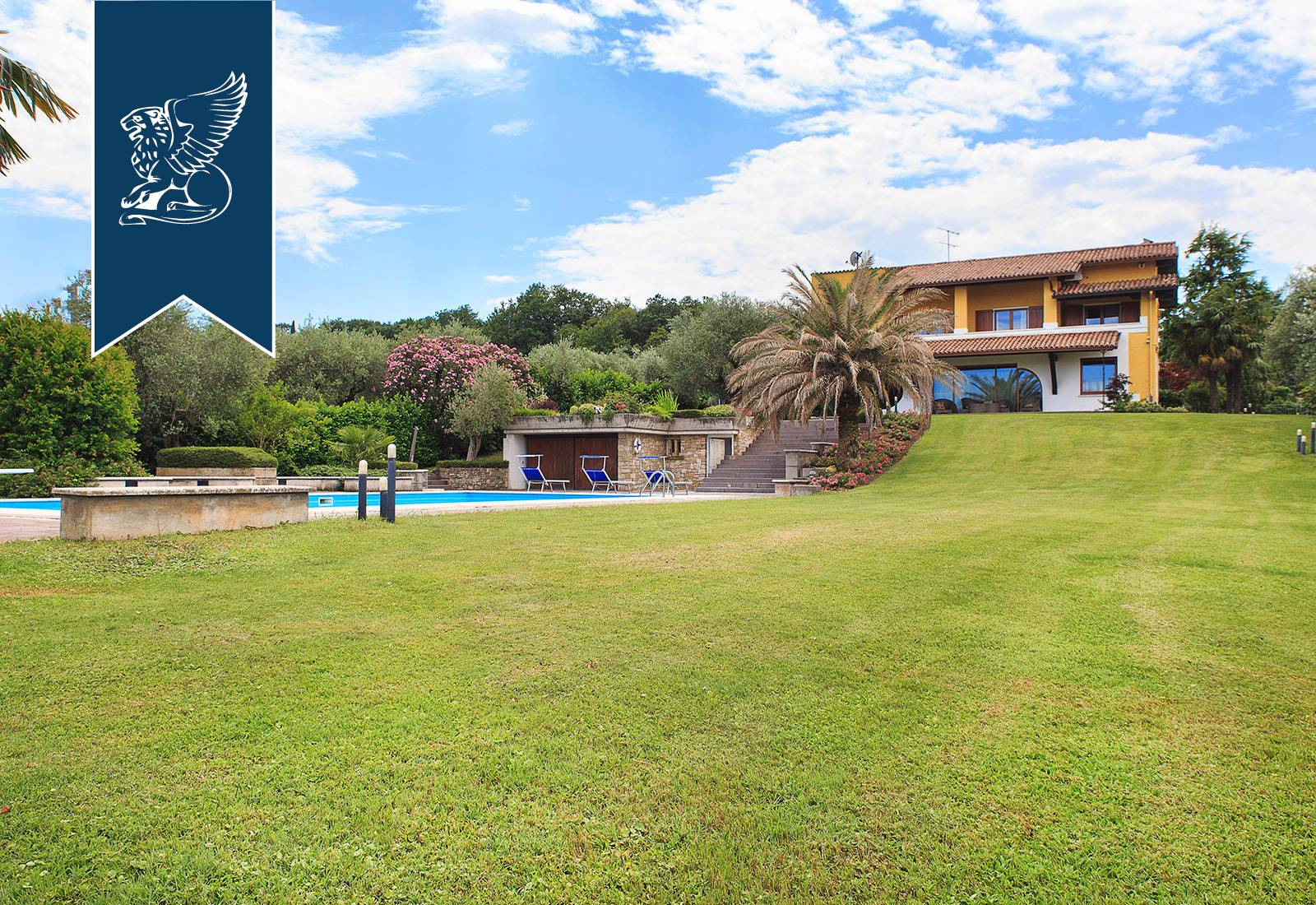 Villa in Vendita a Padenghe Sul Garda: 0 locali, 800 mq - Foto 7