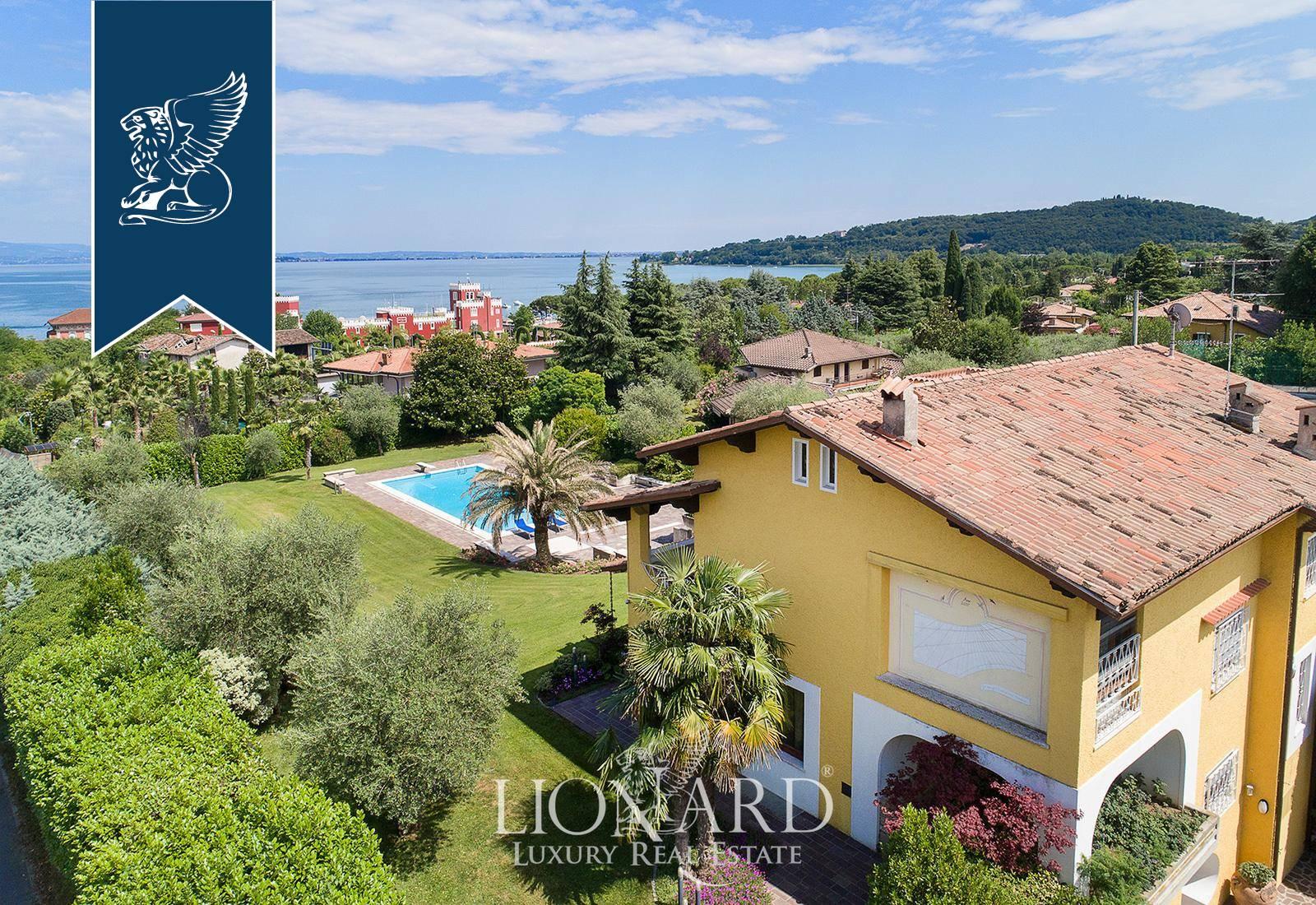 Villa in Vendita a Padenghe Sul Garda: 0 locali, 800 mq - Foto 4