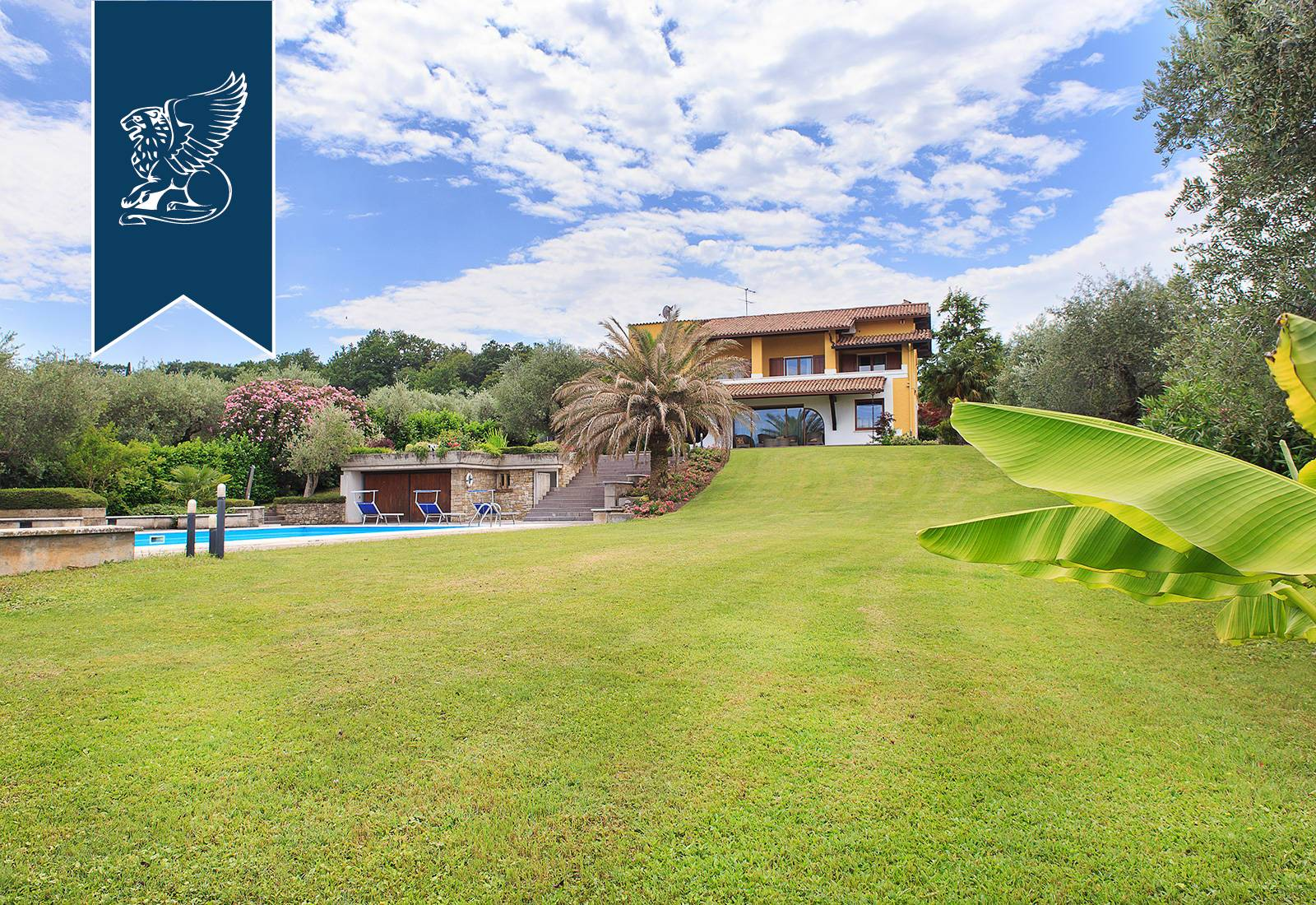 Villa in Vendita a Padenghe Sul Garda: 0 locali, 800 mq - Foto 8