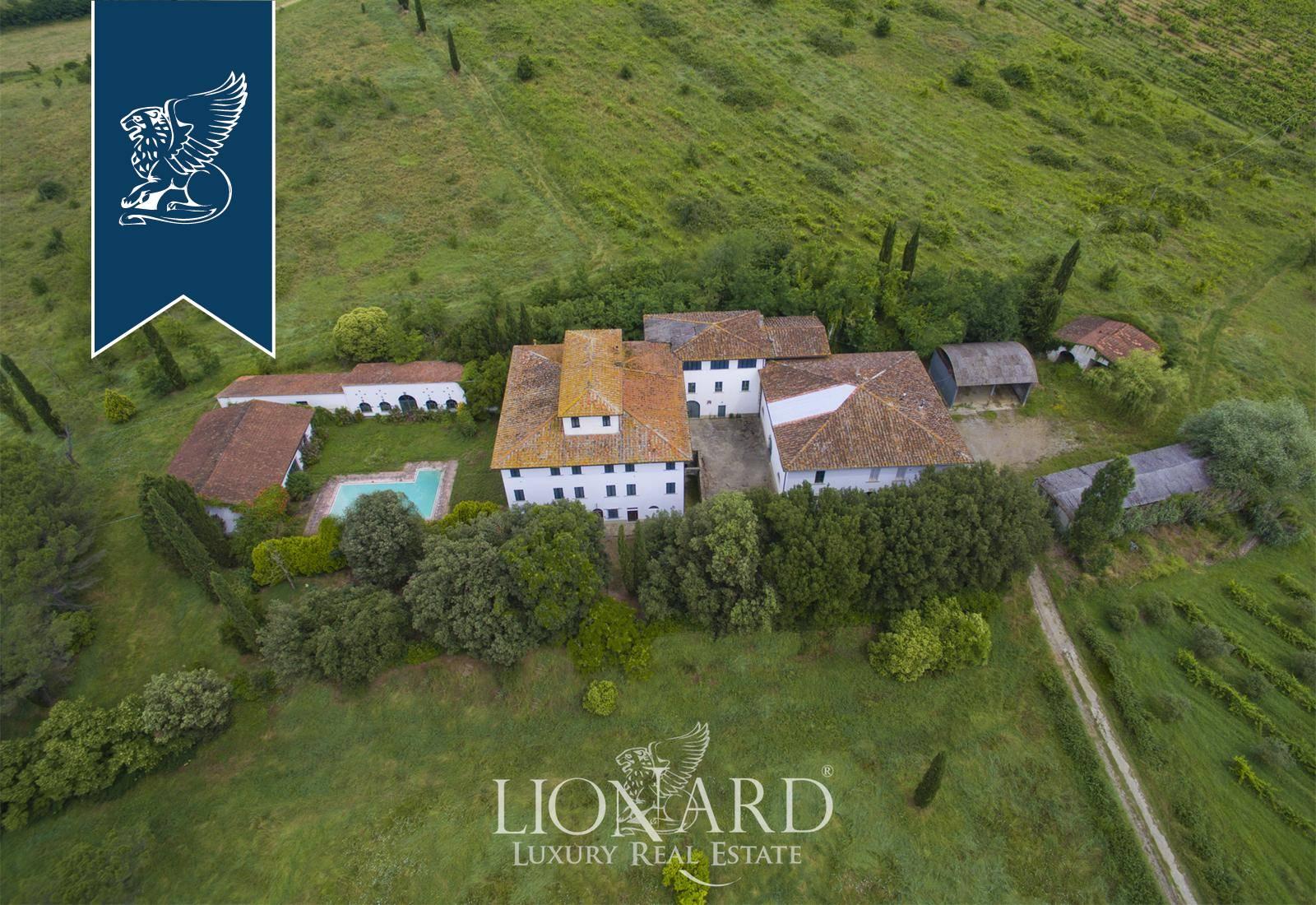 Villa in Vendita a Terranuova Bracciolini: 0 locali, 3000 mq - Foto 3
