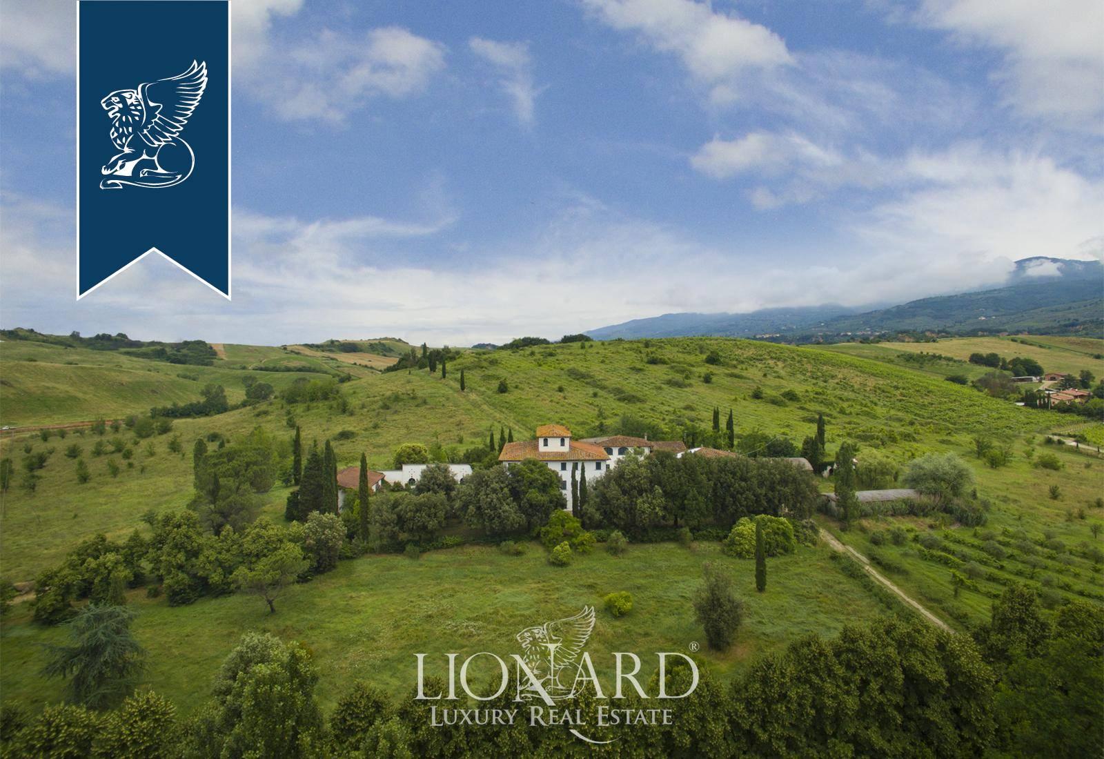 Villa in Vendita a Terranuova Bracciolini: 0 locali, 3000 mq - Foto 7