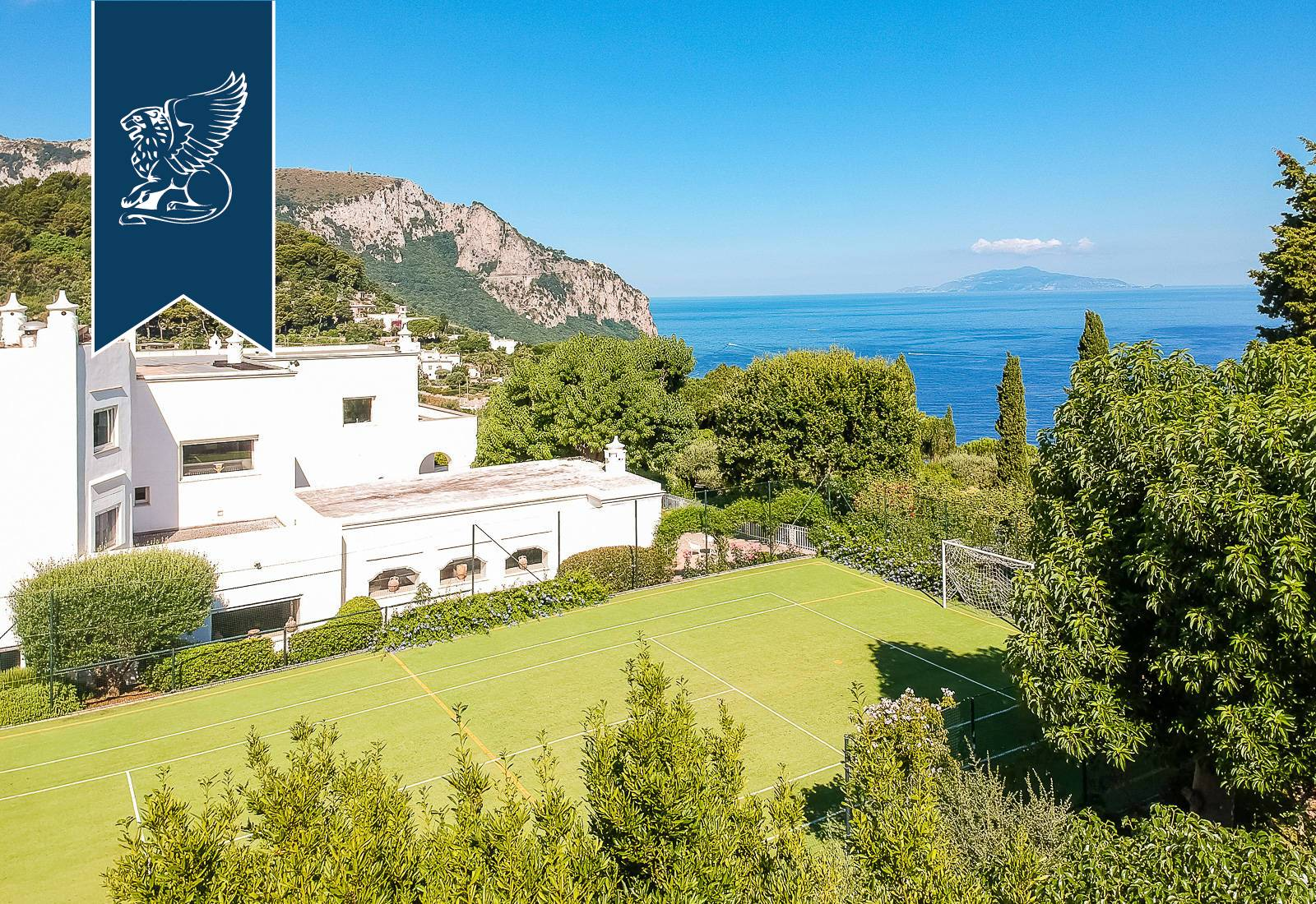 Villa in Vendita a Capri: 0 locali, 1500 mq - Foto 6