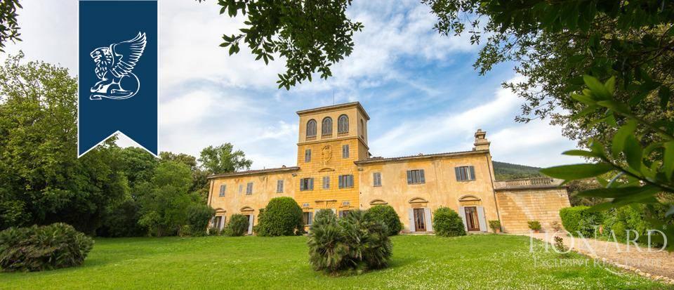 Villa in Vendita a Sesto Fiorentino: 3000 mq