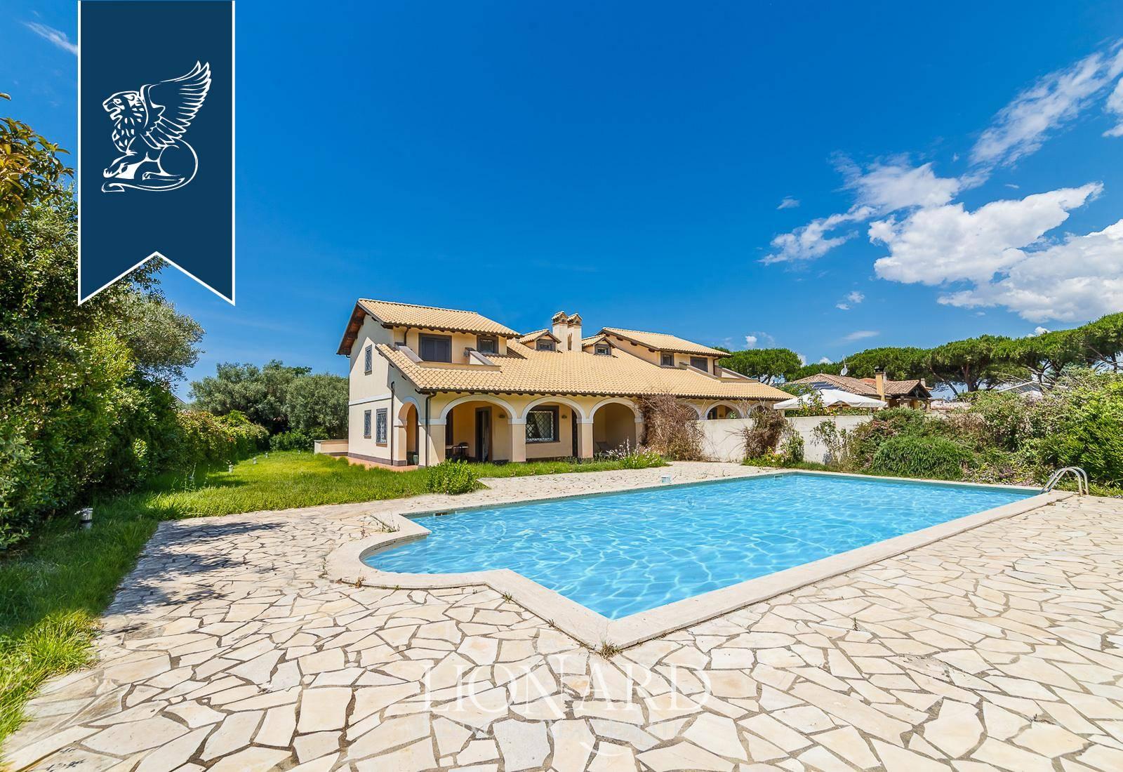 Villa in Vendita a Tarquinia: 300 mq