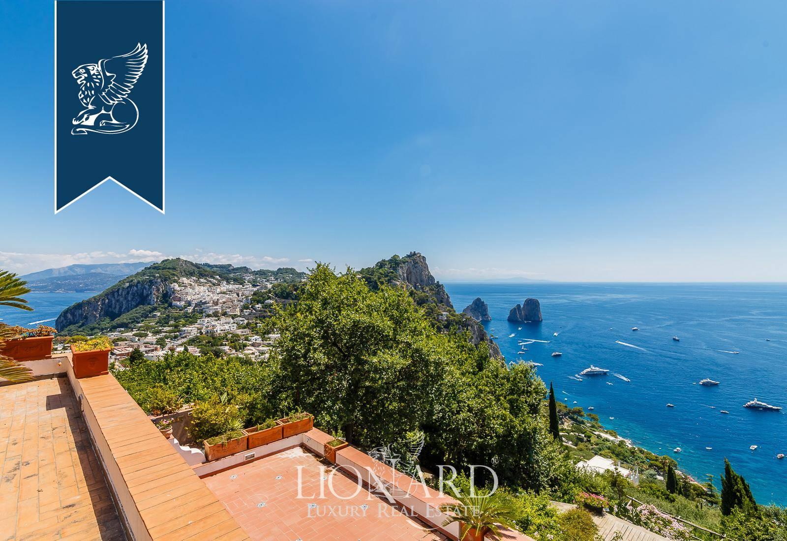 Villa in Vendita a Capri: 0 locali, 200 mq - Foto 2