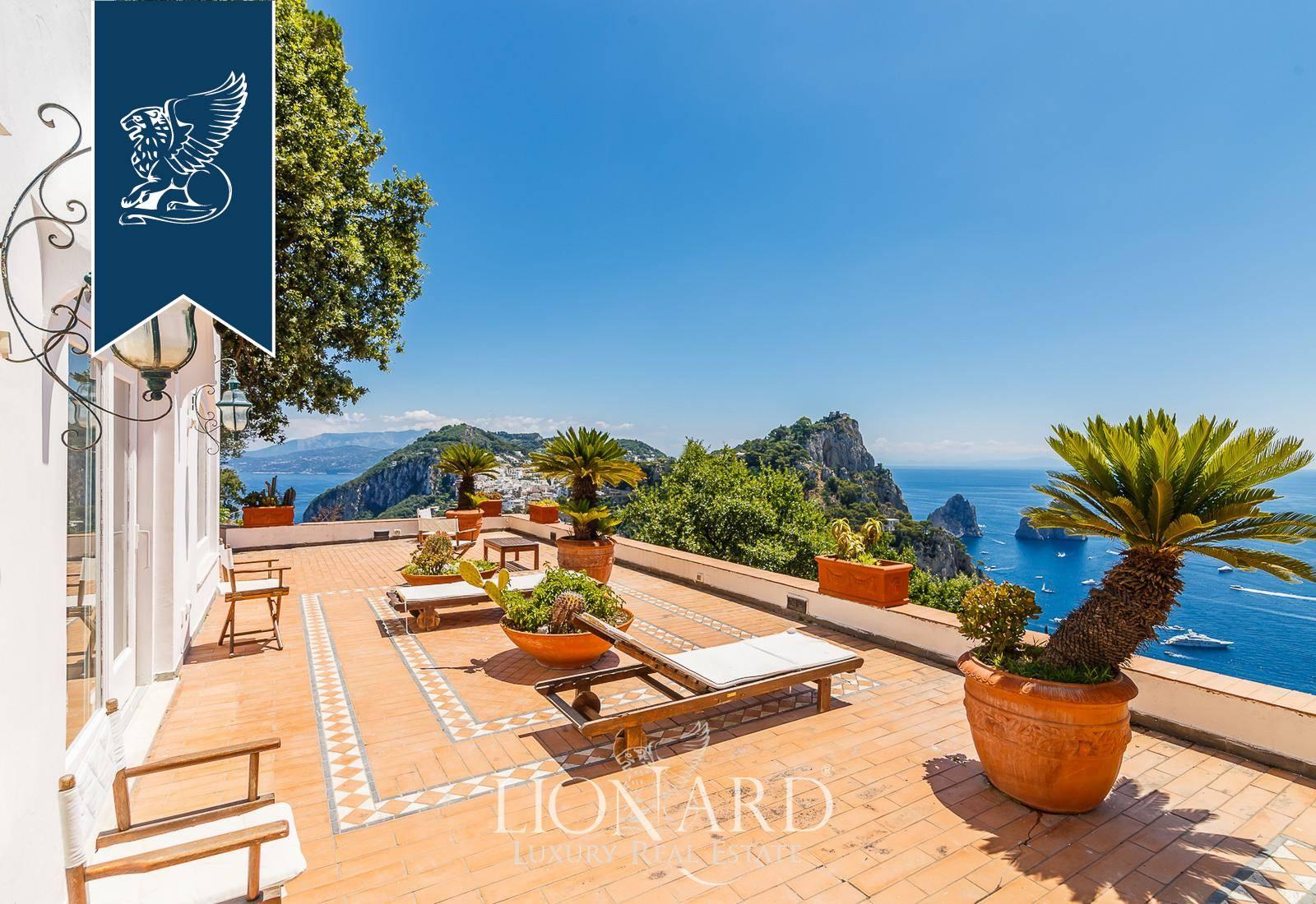 Villa in Vendita a Capri: 200 mq