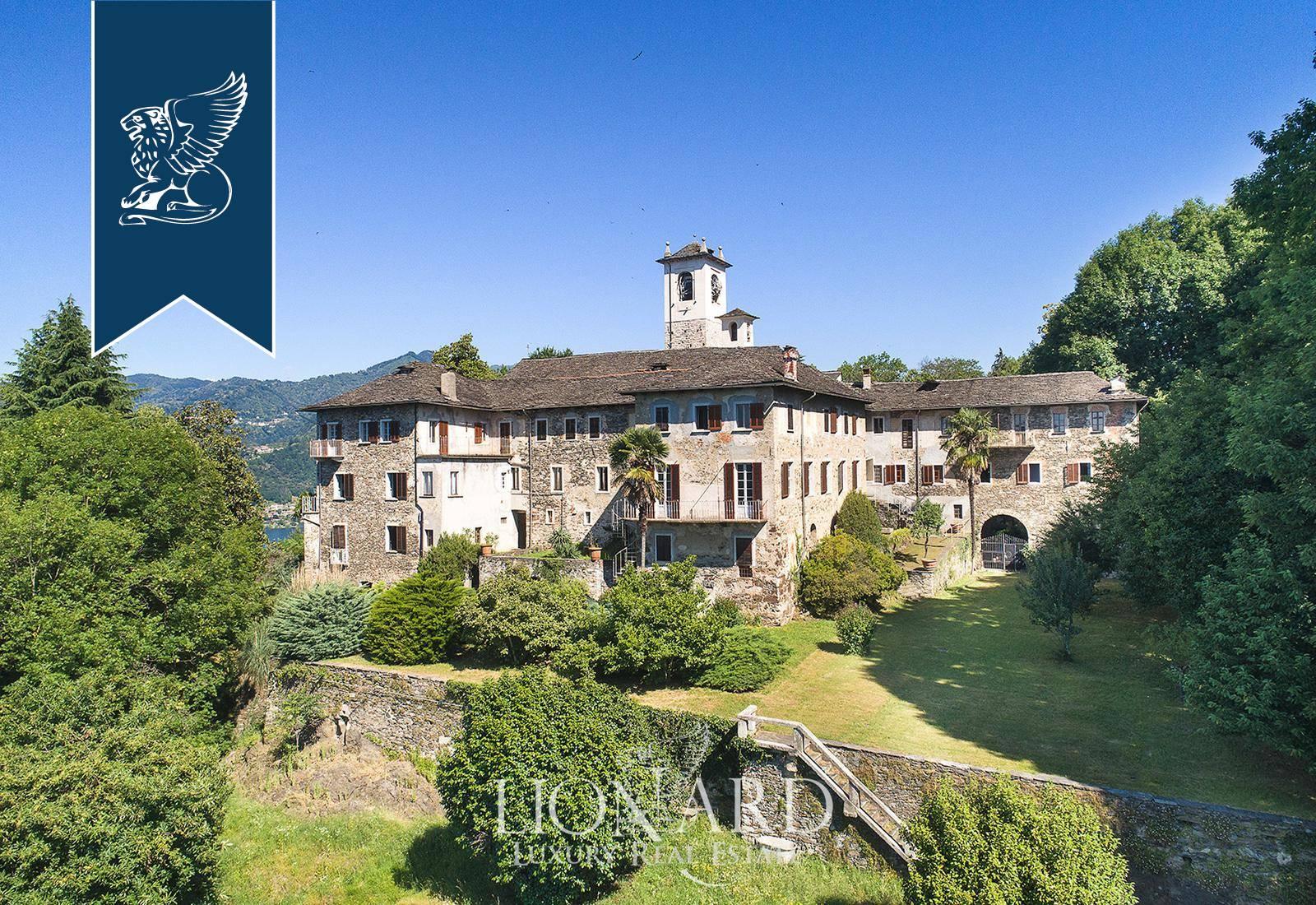 Villa in Vendita a Orta San Giulio: 0 locali, 2760 mq - Foto 2