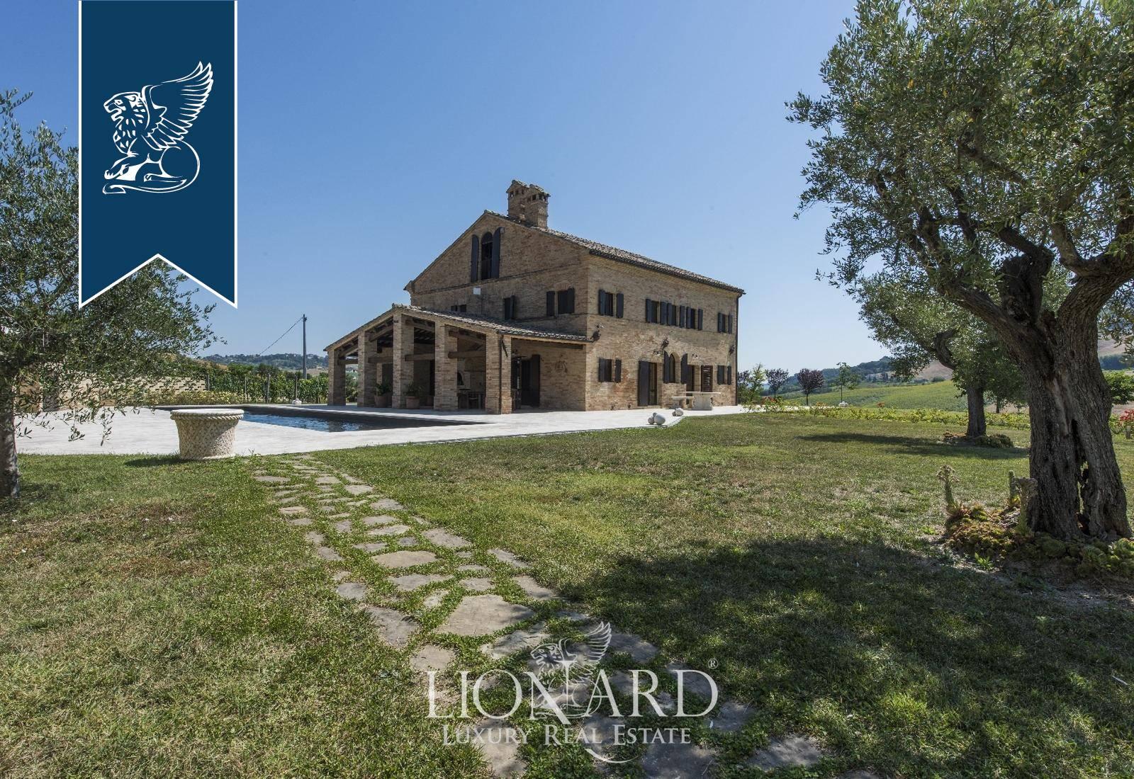 Villa in Vendita a Loro Piceno: 0 locali, 740 mq - Foto 5